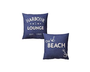 2 Almofadas Quadradas | Lounge