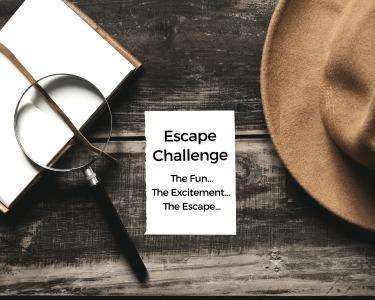 Escape Challenge | 2 a 5 Pessoas | Porto