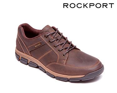 Sapatos Rockport® MudGuard RocSports | Castanho