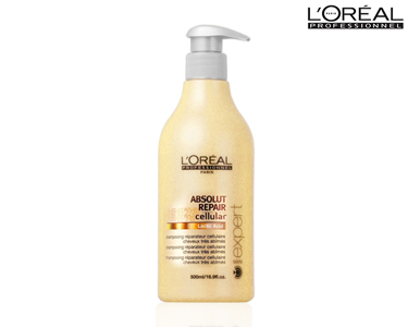 Champô Absolut Repair Cellular 500 ml