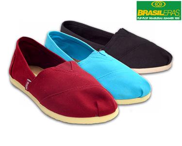 Alpargatas Brasileras® Classic | Escolha a Cor