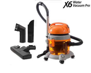 Aspirador Profissional X6 Water Vaccum PRO | 1400W