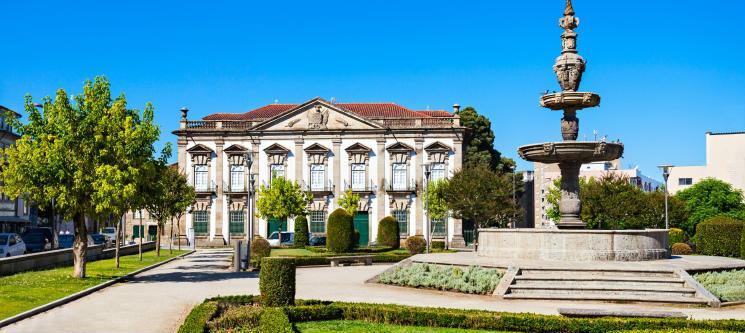 Villa Garden Braga 4* | 1 ou 2 Noites Românticas com Opção Jantar