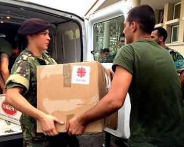 Campanha Solidária Cáritas e Odisseias | Ajude as Famílias Afectadas pelos Incêndios