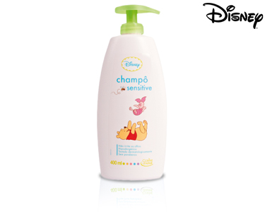 Champô Sensitive Winnie the Pooh 400 ml | Corine de Farme