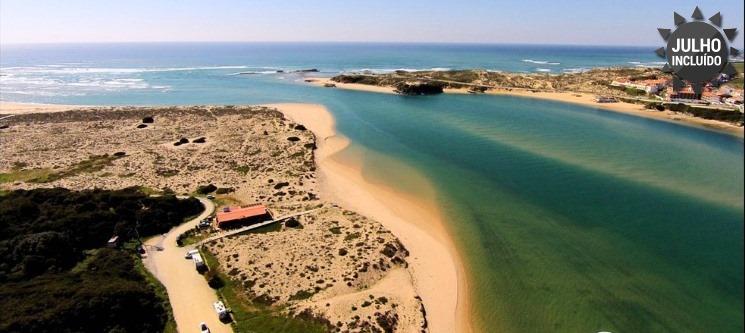 The Beach House  | 1 a 5 Noites em Meia-Pensão no Sudoeste Alentejano