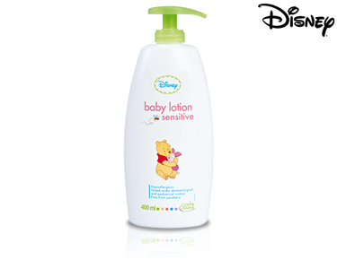 Loção Corporal Sensitive Winnie the Pooh 400 ml | Corine de Farme