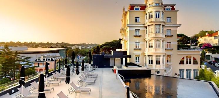 Boutique Hotel Inglaterra 4* - Estoril   Noite de Romance & Charme