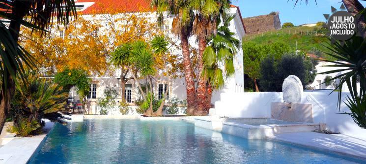 2 ou 4 Noites de Romance em Estremoz | Páteo dos Solares Charm Hotel 4 *