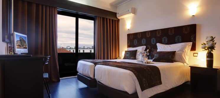 Noite de Paixão & Jantar em Marisqueira | Aqua Hotel - Aveiro