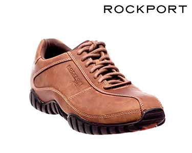 Sapatos Casuais Rockport® Pernan | Castanho