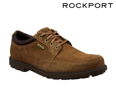 Sapatos Casuais Rockport® Rugged Bucks | Bege