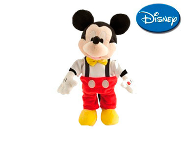 Peluche Mickey Canta e Dança!