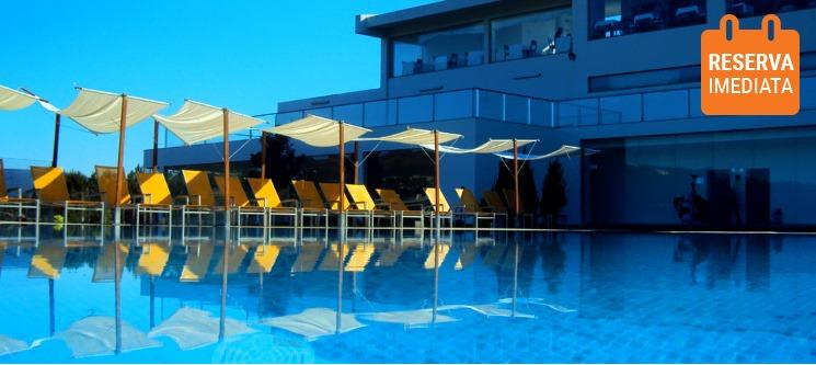 Água Hotels Mondim de Basto 4* | Férias c/ Opção de Meia-Pensão ou Tudo Incluído