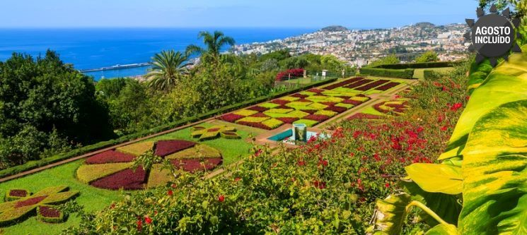 Madeira Incrível! 3 Noites no Centro do Funchal   Hotel Windsor 4*