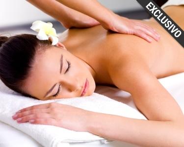Momento Premium! Massagem Tranquillity by Holmes Place Spa | 1 ou 2 Pessoas | 50 minutos | 13 Locais