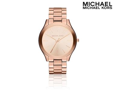 Relógio Michael Kors® | Slim Runway