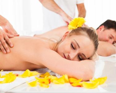 Massagem de Relaxamento para Dois | 1 Hora | Qta. do Conde