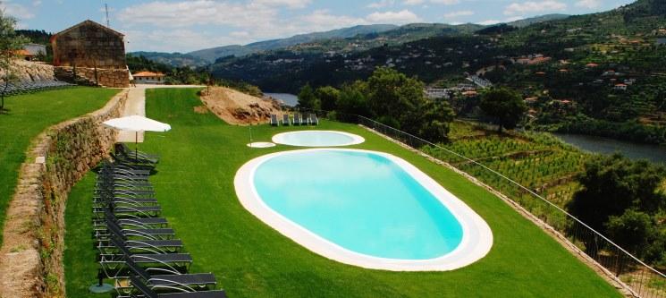 Douro Palace Hotel Resort & Spa | 1 a 3 Noites Românticas c/ Opção Meia-Pensão | Outubro