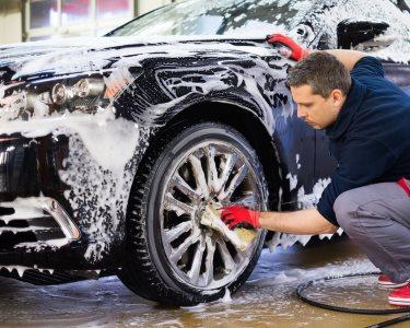 Lavagem Automóvel Interior e Exterior c/ Opção Polimento Faróis | S. D. Rana