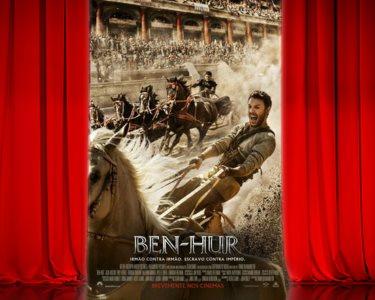 «Ben-Hur» | Bilhete + Pipocas | 6 Cinema City