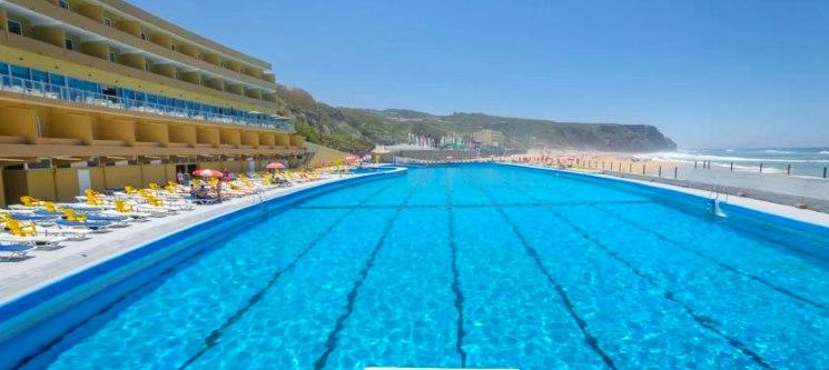 Hotel Arribas | Sintra - Noite Romântica com Vista Oceano