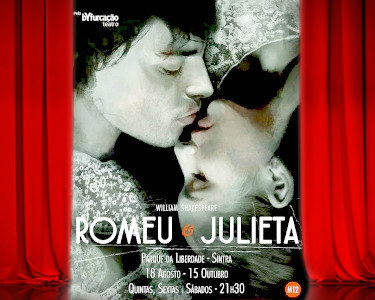 «Romeu & Julieta» de William Shakespeare | Parque da Liberdade em Sintra