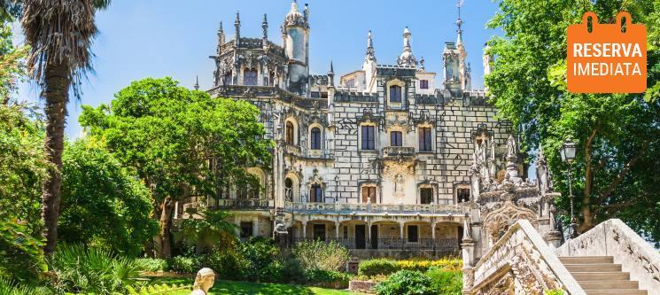 Romance em Sintra & Visita à Quinta da Regaleira | Sarrazola House
