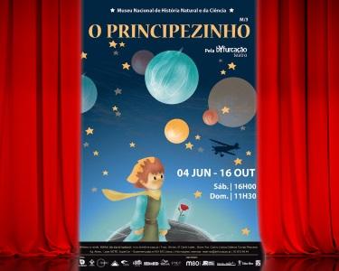 «O Principezinho» no Príncipe Real | Bilhete Duplo