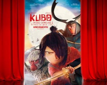 «Kubo e as Duas Cordas» | Bilhete + Pipocas | 6 Cinema City