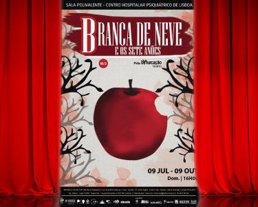 «Branca de Neve e os Sete Anões» | Bilhete Duplo | Lisboa
