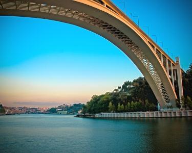 Cruzeiro das 6 Pontes do Porto p/ Dois - 1h   Uma Experiência Única!