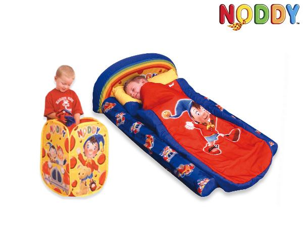 Cama de Viagem & Saco Brinquedos Noddy
