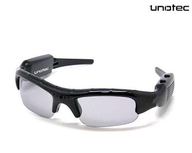 Óculos de Sol com Câmara 4GB