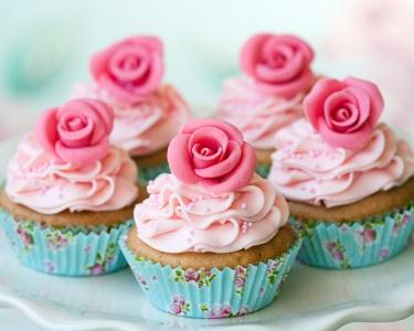 Workshop de Cupcakes | 4 Horas | Coloridos, Deliciosos e Surpreendentes!