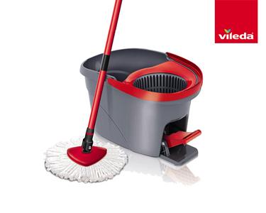 Balde com Pedal EasyWring&Clean Vileda®