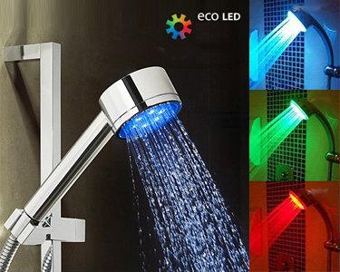 Chuveiro ECO LED | Mais Cor & Economia no seu Banho