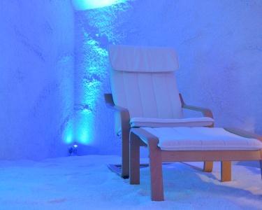 Haloterapia c/ Massagem para 1 ou 2 Pessoas | 1 Hora | Halonature®