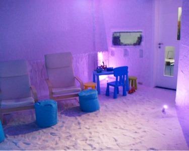 Gruta de Sal no Centro de Lisboa | Sessão de Haloterapia p/ 1 ou 2 Pessoas