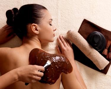 Spa Pleasure | Esfoliação de Coco c/ Envolvimento de Chocolate & Massagem | Matosinhos