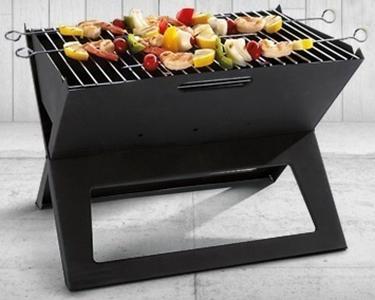 Barbecue Portátil | Sólido e Resistente