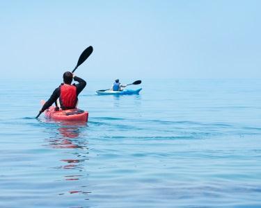 Passeio de Kayak | 2 Pessoas | Seixal