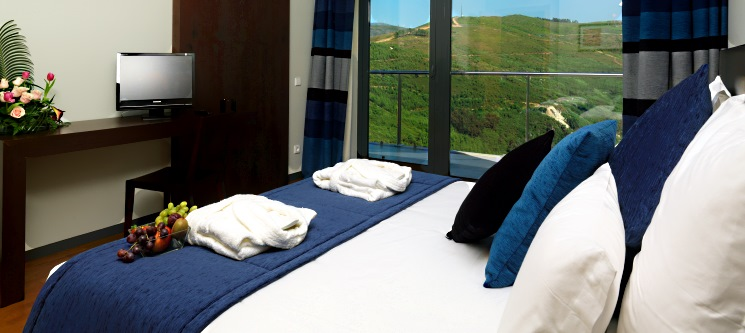 Água Hotels Mondim de Basto 4* | Noite e Spa c/ Opção de Jantar