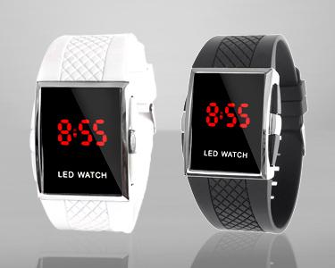 Relógio LED Desportivo | Homem & Senhora