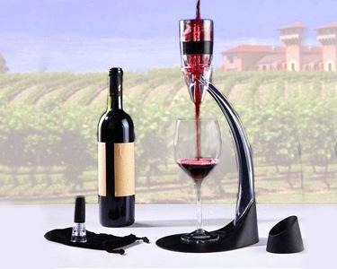 Decantador de Vinho Profissional | Tower Design