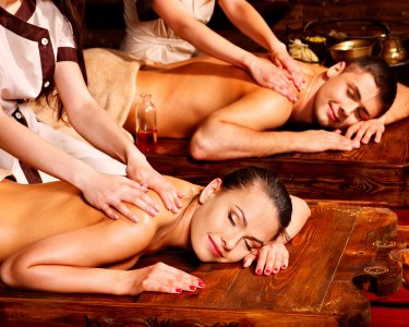 Loving Touch Massage & Bombons | 1 Hora | 2 Pessoas | Porto