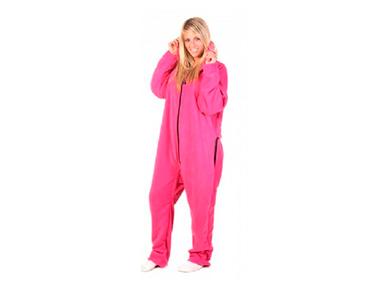 Pijama Preguiçoso c/ Cores à Escolha | Inverno Quentinho