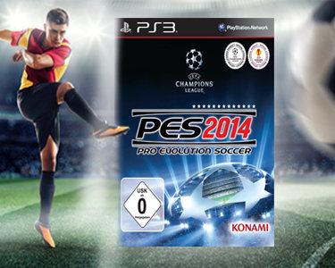 Jogo Pro Evolution Soccer 2014 - PS3