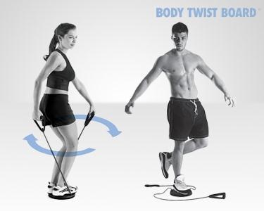 Plataforma Giratória Body Twist
