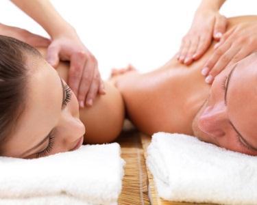 Ritual Zen a Dois | Relax Massage + Hidratação Rosto & Chá c/ Bombons | Matosinhos